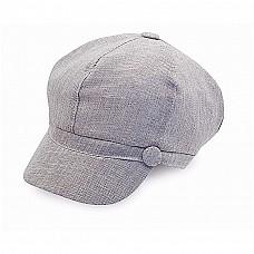 Cappellino in lino