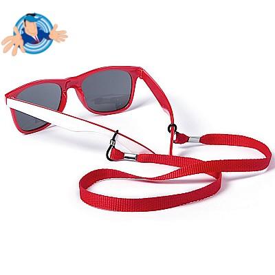 Cordino regolabile per occhiali
