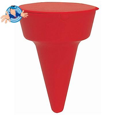 Posacenere a forma di cono