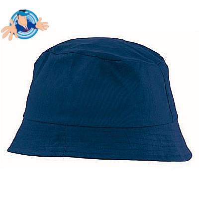 Cappellino in cotone per bimbo