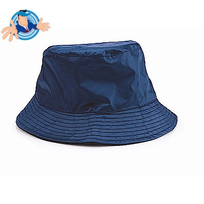 Cappellino pescatore in pile e nylon