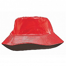 Cappello impermeabile in pvc