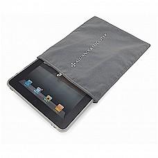 Custodia iPad in microfibra