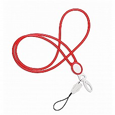 Lanyard in silicone