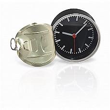 Orologio da tavolo in alluminio