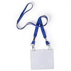 Porta Badge con doppio aggancio
