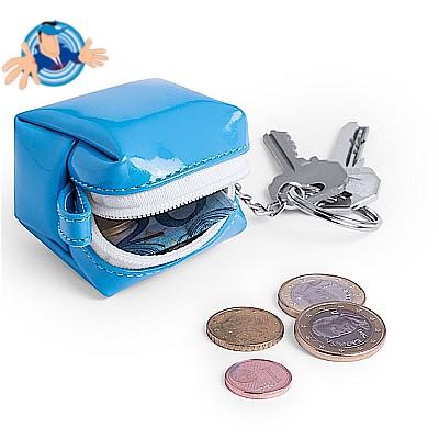 Porta monete portachiavi