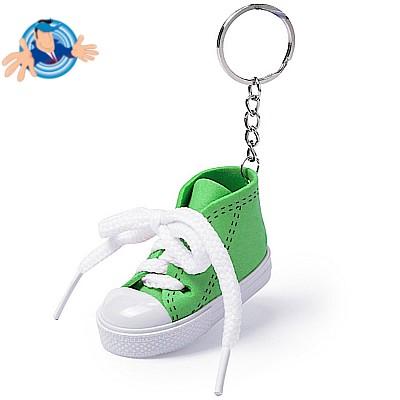 Portachiavi a forma di scarpa da ginnastica