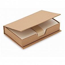 Portamemo in cartone riciclato