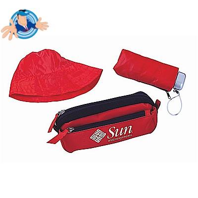 Set ombrello e cappellino