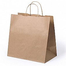 Shopper in carta naturale grande