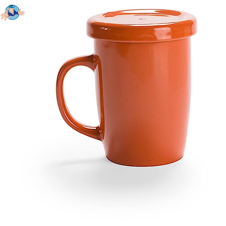 Tazze Da Te Personalizzate tazza con coperchio con il tuo logo personalizzato | yesmarket