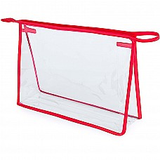 Trousse in PVC trasparente