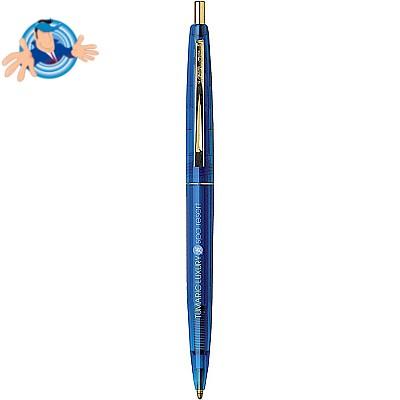 Penna a sfera Bic Clic Gold Clear