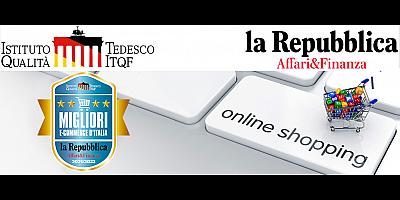 Yesmarket tra i migliori e.commerce in Italia 2021/2022