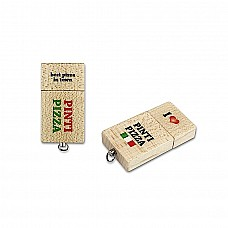 Penna USB 2.0 Eco Wood