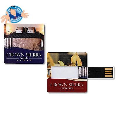 Penna USB 2.0 Square Card