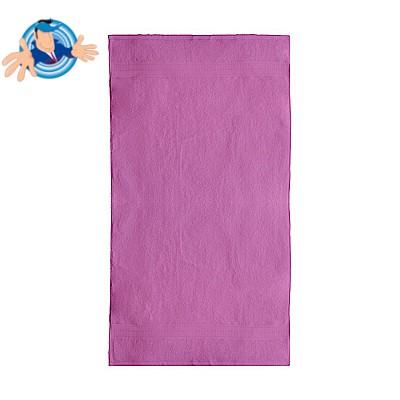 Asciugamano da bagno 70 x 140 con bordo decorativo