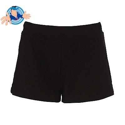 Pantaloncini Fitness con spandex
