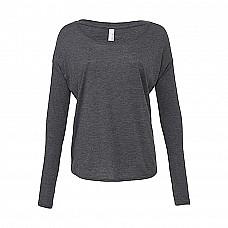 T-shirt Flowy 2x1 Viscose