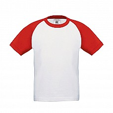 T-shirt manica con corta da bambino