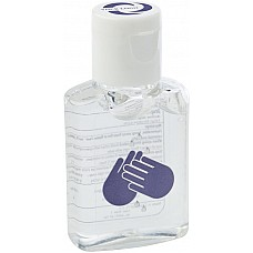 Gel igienizzante mani in formato tascabile