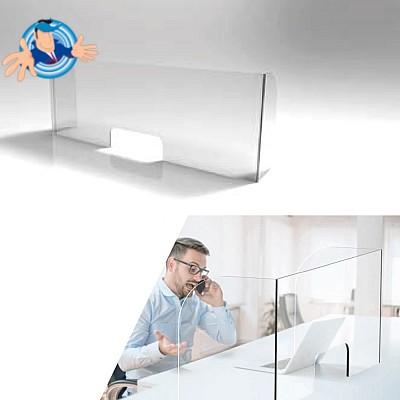 Pannello Parafiato in plexiglass  100 x 80 cm