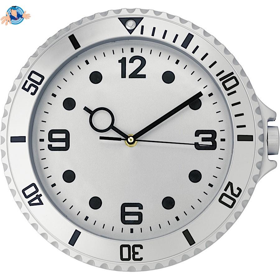 Orologio da parete con il tuo logo personalizzato yesmarket for Batterie orologi tabella