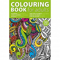 Libro da colorare per adulti