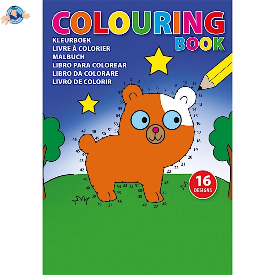 Libro da colorare per bambini promozionale sped - Cavaliere libro da colorare ...