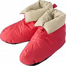 Pantofole in cotone imbottite