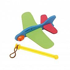 Aeroplano in gomma
