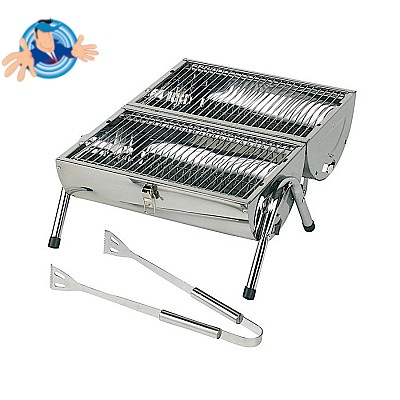 Barbecue-Grill americano richiudibile