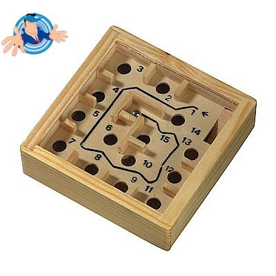 Gioco in legno Labirinto