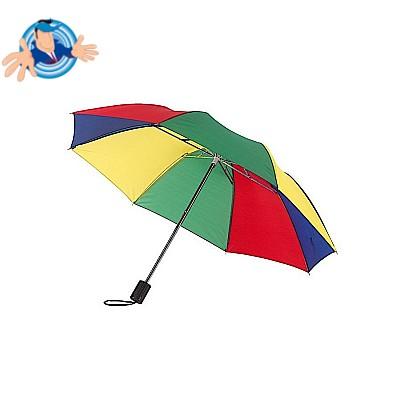 Ombrello tascabile multicolore