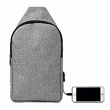 Borsa con imbottitura per tablet e protezione RFID