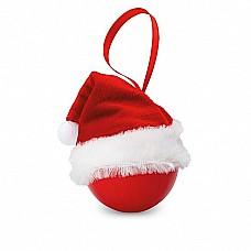 Palla di Natale con cappello