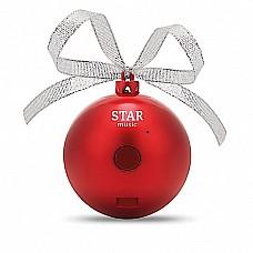 Palla di Natale con speaker Bluetooth