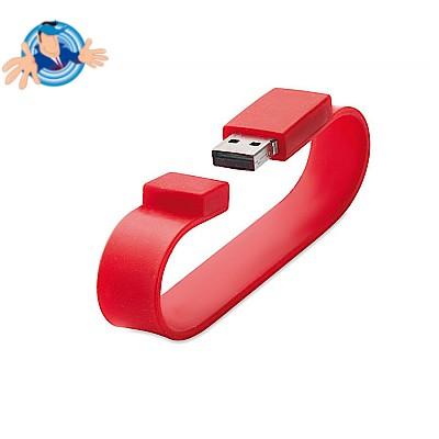USB Flash Drive Silicone wrist