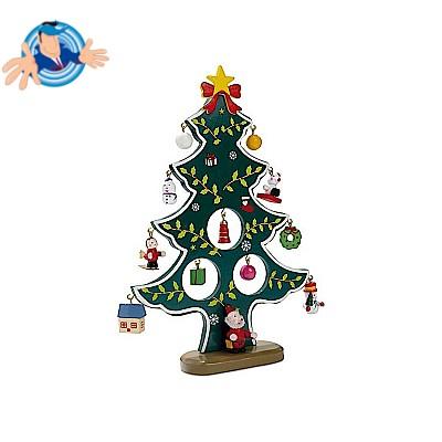 Albero Di Natale In Legno.Albero Di Natale In Legno Gadget Personalizzati Sped Gratis Yesmarket