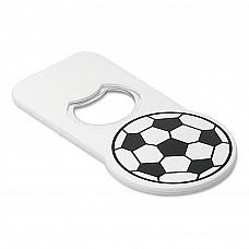 Apribottiglie in ABS a forma di pallone da calcio