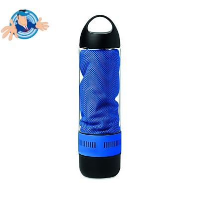 Borraccia in tritan speaker Bluetooth
