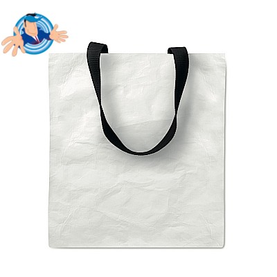 Borsa shopping riciclabile in Tyvek
