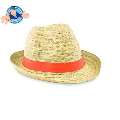 Cappello di paglia naturale