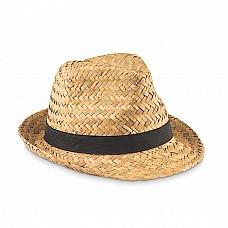 Cappello in paglia naturale