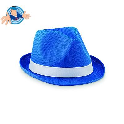 Cappello poliestere colorato