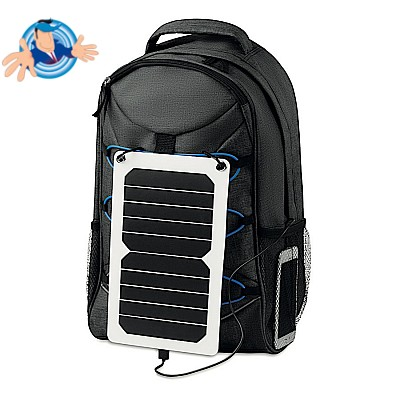Caricatore portatile con pannello solare