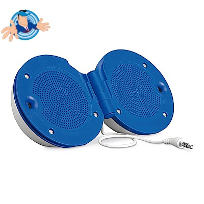 Casse speaker in forma rotonda