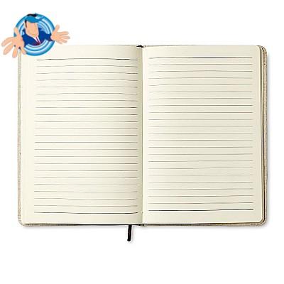 Notebook A5 con 96 pagine a righe