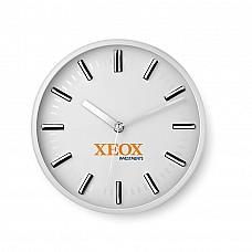 Orologio analogico da parete in PS e vetro